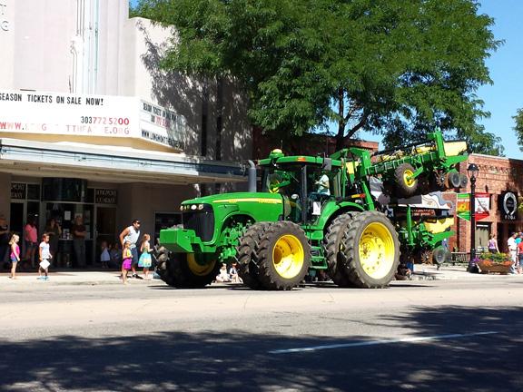 Biggest Deere Tractor