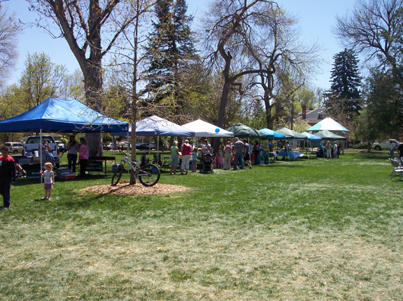 Earth Day Booths