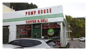 The Pump House cafe