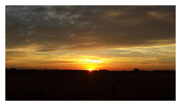 Sunrise Longmont Colorado