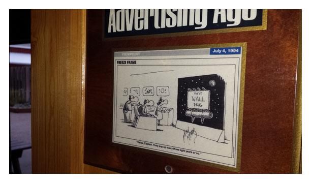 Wall Drug cartoon